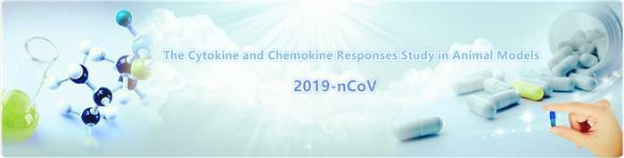 The Cytokine and Chemokine Responses Study in Animal Models of SARS-CoV-2 Infection.